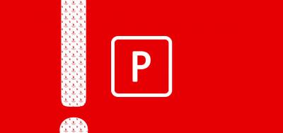 Důležitá informace – parkoviště