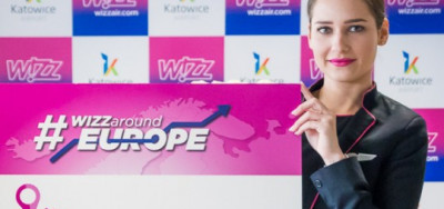 Wizz Air rozpoczął loty do Lwowa