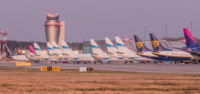Statistiken des Fluggast- und Frachtverkehrs