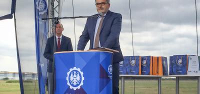 Politechnika Śląska inauguruje szkolenia na pilota samolotu liniowego