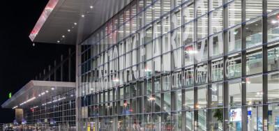Otwarcie terminalu pasażerskiego B