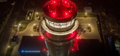 Nowa wieża kontroli lotów w Katowice Airport
