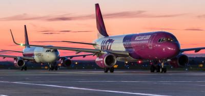Wizz Air відкрив сполучення з аеропорту Катовіце до норвезького Олесунну
